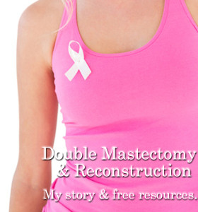 Double Mastectomy And Reconstruction