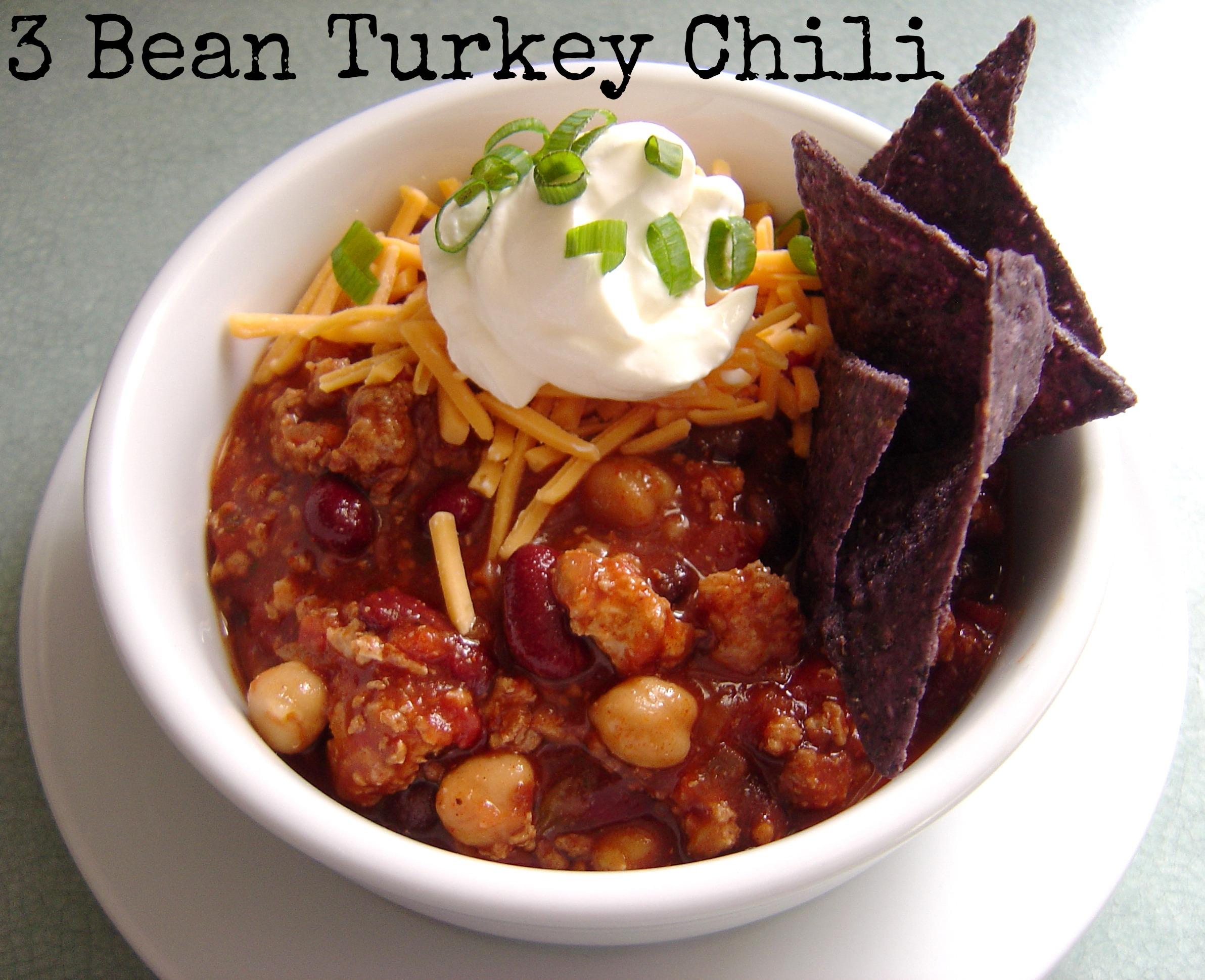 Berta Lippert | 3 Bean Turkey Chili Recipe