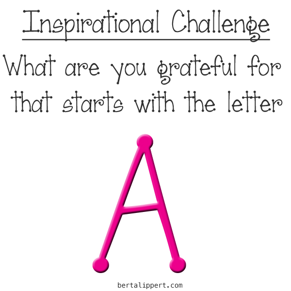 inspirational challenge berta lippert