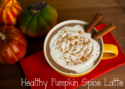 healthy pumpkin-spice-latte