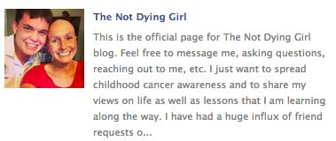 not dying girl
