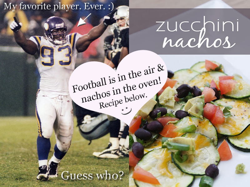 football nachos berta lippert