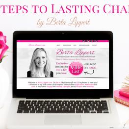 berta lippert 10 steps to lasting change